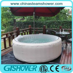 Inflatable Outdoor Movable Garden Bathtub (pH050011 Grey) pictures & photos