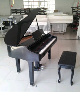 88 Keys Electronic Keyboard Digital Grand Piano with Matched Bench