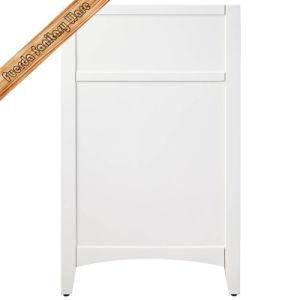 24 Inch Floor Standing Single Basin Bathroom Vanity pictures & photos