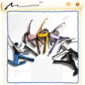 Aluminium Alloy/Zinc Guitar Capos pictures & photos