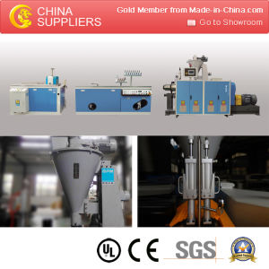 PE WPC Extrusion Making Machine pictures & photos