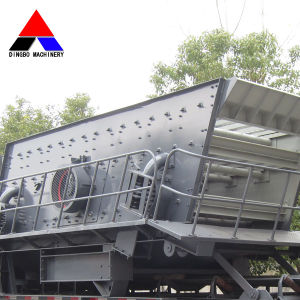 Good Quality Vibrating Screen with High Efficiency pictures & photos
