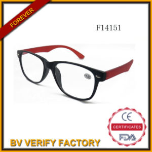 R14151 New Design Lady′s Reading Glasses Thin Frame pictures & photos