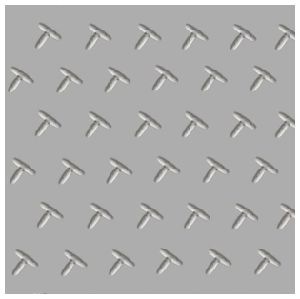 Steel Products Chequered Steel Plate pictures & photos