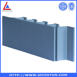 6063 T5 Aluminum Profile Extrusion with ISO and RoHS Certificates pictures & photos