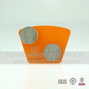 Fashion Diamond Segments Grinding Pad for Floor Grinding pictures & photos