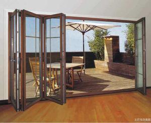 Top Quality Aluminium/Aluminum Bi Folding Door pictures & photos