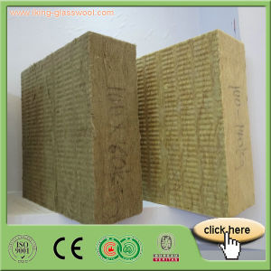 100kg/M3 Rock Wool Board pictures & photos