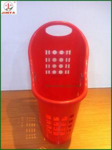 Factory Wholesale Plastic Laundry Basket pictures & photos