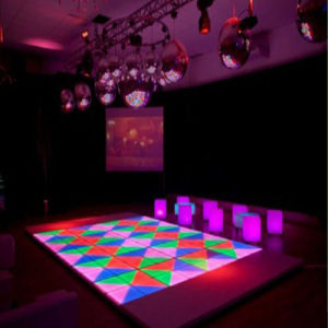 RGB Interactive LED Dance Floor pictures & photos