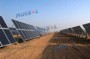 Solar Seasonal Adjustable Racking pictures & photos