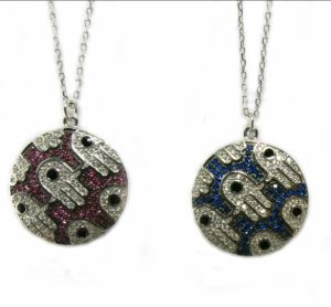 New Design for Woman′s Necklace 925 Silver Fashion Jewelry N6807 pictures & photos