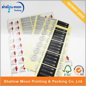 Decorative Custom Design 3D Printing Paper Sticker (AZ123006) pictures & photos