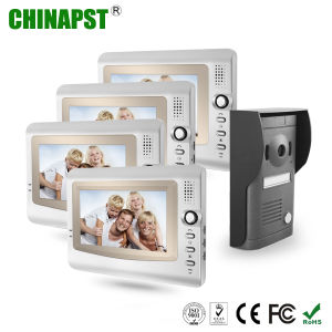 Apartment/Villa 7 Inch Waterproof Video Intercom System (PST-VD972C) pictures & photos