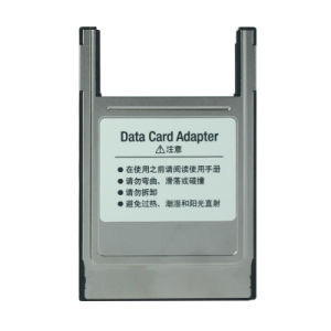 Lucent Data Card Adapter Compactflash I CF Card Into PCMCIA Card Adapter pictures & photos