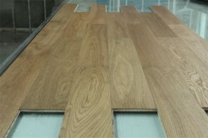 Ab Grade Natural Oak Engineered Wood Flooring, 2-6mm Oak Wood, 10-20mm Overall Thickness pictures & photos