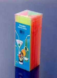 High Quality Flexible Drinking Straw (JYF-5003) pictures & photos