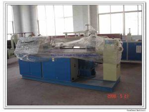 Single Screw Plastic Extruding Machinery pictures & photos