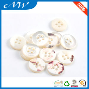 Good Quality Trocas Shell Button with Customized Logo