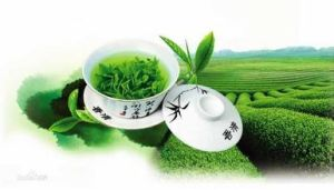 Manufacture Reliable Quality 100% Pure Green Tea Extract/Tea Viridis Extract pictures & photos