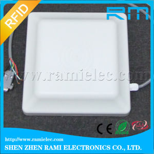 860-960MHz Long Range UHF RFID Antenna Reader with Wg26/34 Interface