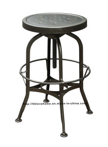 Industrial Metal Furniture Turner Vintage Toledo Bar Stools pictures & photos