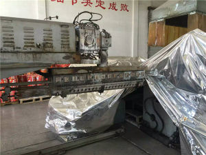 Second Hand T Die Co-Extrusion CPP / CPE Clear Film Machinery pictures & photos