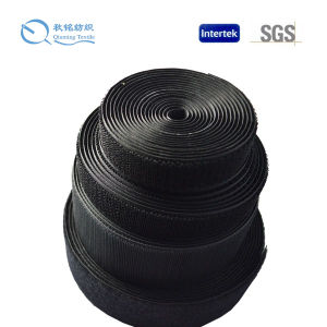 Customized 100% Nylon Tape Hoop and Loop pictures & photos