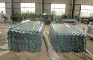 0.13-0.8mm JIS G3302 Sgch Corrugated Metal Roofing Sheet in Gi Coils pictures & photos