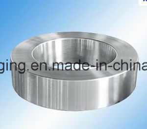 Stainless Steel Hot Forging Forged Rings pictures & photos