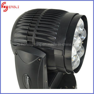 7PCS 4in1 LED Moving Head Disco DJ Stage Lighting pictures & photos