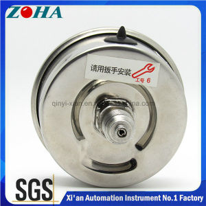 Stainless Steel Oil Filled Pressure Gauge pictures & photos