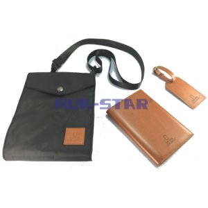 Customized Logo Travel Kit as Promotional Gift pictures & photos
