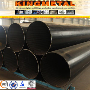 LSAW/Dsaw Ms Welded Line Pipe pictures & photos