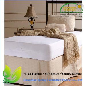 Factory Produce Waterproof Bed Bug Proof Mattress Encasement with Zipper pictures & photos