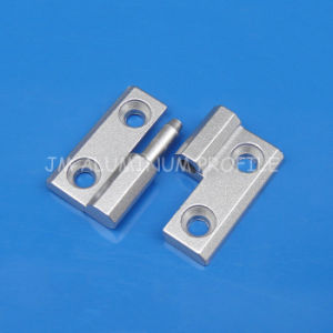 Detachable Hinge with 4 Hole for Aluminum Profile pictures & photos