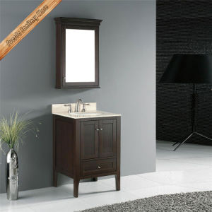 2016 Hot Selling Solid Wood Bathroom Cabinet pictures & photos