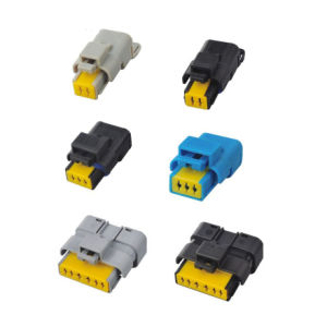 14 Pin Housing Plastic VW Wire Harness Waterproof Connector pictures & photos