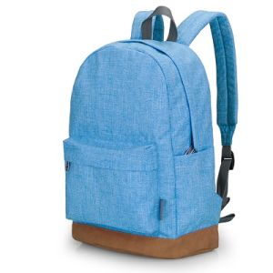 New Design Smell Proof Canvas Backpack pictures & photos