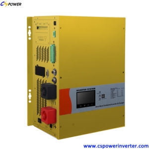 8000W Pure Sine Wave Inverter with LCD Display pictures & photos