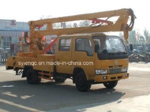 16m High Altitude Operation Truck for Outdoors Working