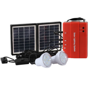 Renewable Energy Systems Solar Power System for Indoor Lighting pictures & photos