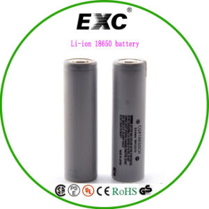 3.7V 18650 2000mAh Lithium Rechargeable Battery Cell with High Quality pictures & photos