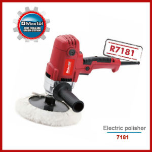 900W 180mm Straight Type Car Polisher