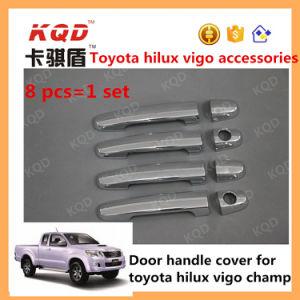 Thailand Heat Resistant Door Handle Cover Chrome Truck ABS Handle Auto Exterior Door Handle