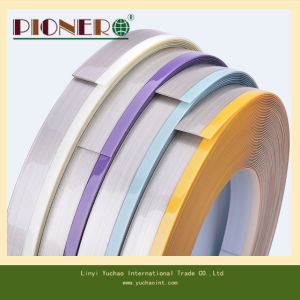 High Glossy PVC Edge Bandings for Board and Furniture pictures & photos