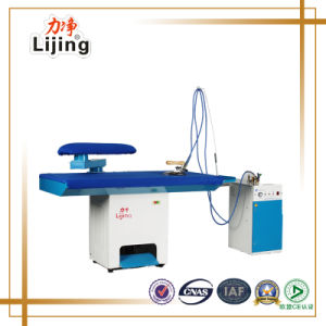 XTT-A Hot Sale Newly Updated Garment Manual Ironer Boards with Steam Ironer and Steam Generator pictures & photos