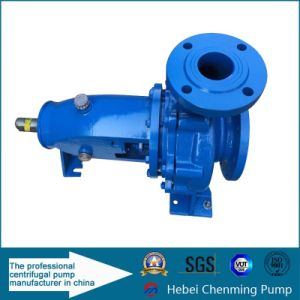 75kw Horizontal Single-Stage Water Transfer Pump Station pictures & photos