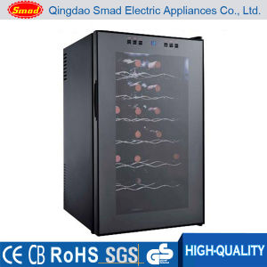 Auto-Defrost Semi-Conductor Cooling No Noise Wine Cellar pictures & photos