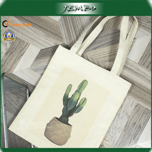 Picture Print Strong Recycled Canvas Bag for Plant pictures & photos